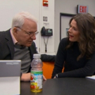 STAGE TUBE: Watch BRIGHT STAR'S Steve Martin and Edie Brickell on CBS Sunday Morning
