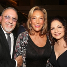 Photo Flash: Gloria & Emilio Estefan Attend Special Preview of ON YOUR FEET! to Benefit Gabrielle's Angel Foundation