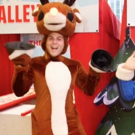 BWW TV: MSG Kicks Off Reindeer Games with Kids from Garden of Dreams Foundation!