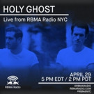 Holy Ghost! 'Crime Cutz' EP Out Now (DFA) / Live Tonight