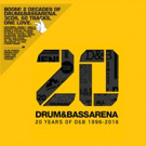 'Drum&BassArena Release 20 Year Anniversary Compilation Today