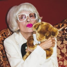 Photo Flash: Carol Channing Does Michael Freeby Photo Shoot to Support Kids Beating Cancer