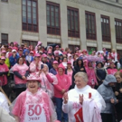 Susan G. Komen RACE FOR THE CURE Celebrates Strength and Survival Amid Cold Columbus Weather