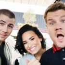 Nick Jonas & Demi Lovato Will Be James Corden's Next CARPOOL KARAOKE Passengers!