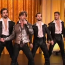 VIDEO: Christian Borle & Cast of SOMETHING ROTTEN Perform 'Hard To Be The Bard'