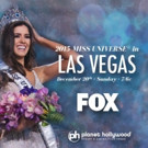 FOX to Present 64th ANNUAL MISS UNIVERSE PAGEANT Live from Las Vegas, 12/20
