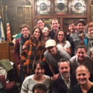 Photo Flash: WAITRESS's Sara Bareilles Stops by Off-Broadway's 'WHO'S YOUR BAGHDADDY?'