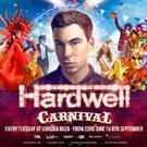 Hardwell Announces 12-Week Return to Ushuaia Ibiza