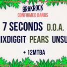 First 5 Bands Announced for Brakrock Ecofest
