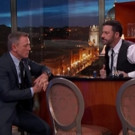 VIDEO: Daniel Craig Orders Alternate James Bond Drinks on JIMMY KIMMEL LIVE