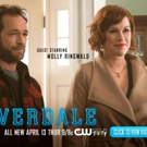 First Look - Molly Ringwald Guest Stars on This Week's RIVERDALE on The CW