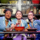 Photo Flash: She's Opened Up! First Look at Sara Bareilles in WAITRESS