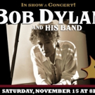 Bob Dylan & His Band to Return to PPAC This June