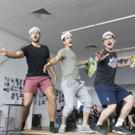 Photo Flash: In Rehearsals for ON THE TOWN at Regent's Park Open Air Theatre Photos