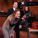 VIDEO: Jennifer Lopez & Jimmy Fallon Compete in Epic Dance Battle
