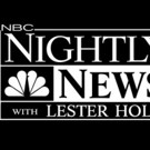 NBC NIGHTLY NEWS Ranked No. 1 in Key Demos for Week of October 17th