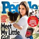 Oscar Winner Sandra Bullock Introduces Newly-Adopted Daughter Laila!