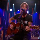 VIDEO: Keith Urban Performs Acoustic Version of Newest Single 'Wasted Time'
