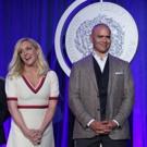 FREEZE FRAME: Jane Krakowski and Christopher Jackson Announce the 2017 Tony Awards Nominations