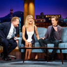 VIDEO: Goldie Hawn and Kevin Bacon Share Breakup Stories on JAMES CORDEN