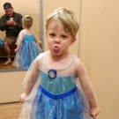 Father & Son Plan FROZEN Princess Halloween Costumes; Internet Explodes with Love
