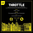 Throttle to Make ADE Debut at The Cristofori Concert Hall