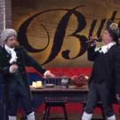VIDEO: Lin-Manuel Miranda & Stephen Colbert Rap BUTTON: THE AMERICAN MUSICAL!