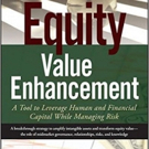 'Equity Value Enhancement' by Dr. Carl Sheeler is Released