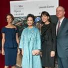 First Lady of China, Peng Liyuan, Visits Lincoln Center, The Metropolitan Opera
