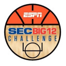 SEC/Big 12 Men's College Basketball Challenge Matchups Set for January
