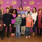 Photo Coverage: The Cast of CHARLIE AND THE CHOCOLATE FACTORY Prepare to Enter the World of Wonka