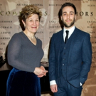 Photo Coverage: Lisa Kron and Daniel Zaitchik Accept 2017 Kleban Prizes