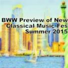 Summer Stages: NYC Classical Music Summer Festivals