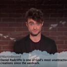 VIDEO: Tina Fey, Daniel Radcliffe & More Read Newest Edition of 'Celebrity Mean Tweets'