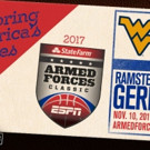 ESPN's Armed Forces Classic to Continue on U.S. Military Bases