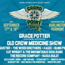 Grace Potter Sets 2016 Grand Point North Festival in Burlington