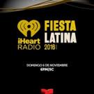Telemundo to Present 2016 IHEARTRADIO FIESTA LATINA , 11/6