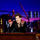 VIDEO: Harry Styles Takes Over LATE LATE SHOW Monologue