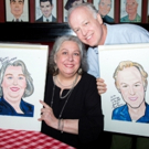 Photo Coverage: THE HUMANS' Reed Birney and Jayne Houdyshell Unveil Sardi's Portraits!