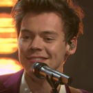 VIDEO: Harry Styles Performs New Song 'Caroline' on LATE LATE SHOW