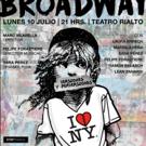 El concierto OLVIDEN BROADWAY se estrena en el Teatro Rialto