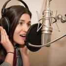Photo Flash: Phillipa Soo & AMELIE Cast Hit the Recording Studio!