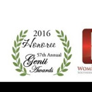 Senator Barbara Boxer & More Join 2016 GENII AWARDS
