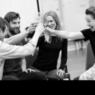 Photo Flash: In Rehearsal with the Cast of SIDEWAYS, Opening This Month at St. James Theatre