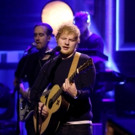 VIDEO: Ed Sheeran Performs 'Shape of You' on TONIGHT SHOW