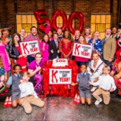 Photo Flash: Say Yeah! KINKY BOOTS Celebrates 500th Performance in the West End