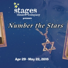 Cast Set for NUMBER THE STARS at Stages Theatre Company