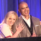 BWW TV: Jane Krakowski and Christopher Jackson Chat Joy for Friends, First Time Watching the Tonys and More on Nominations Day!