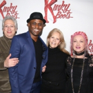 Photo Coverage: KINKY BOOTS' New Lola, Wayne Brady Celebrates His Opening Night!
