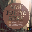 Chris McCarrell and Katie Rose Clarke Release Daniel & Laura Curtis' Duet 'Now You're Here'